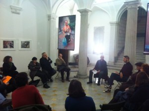 Conferenza Artaud ContemporArt