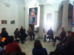 Conferenza Artaud ContemporArt