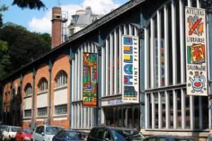 La Halle Saint Pierre - Parigi